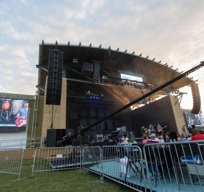 Live event, Pro Audio, Pro Video, Jazz Fest Panama City, Neves Media