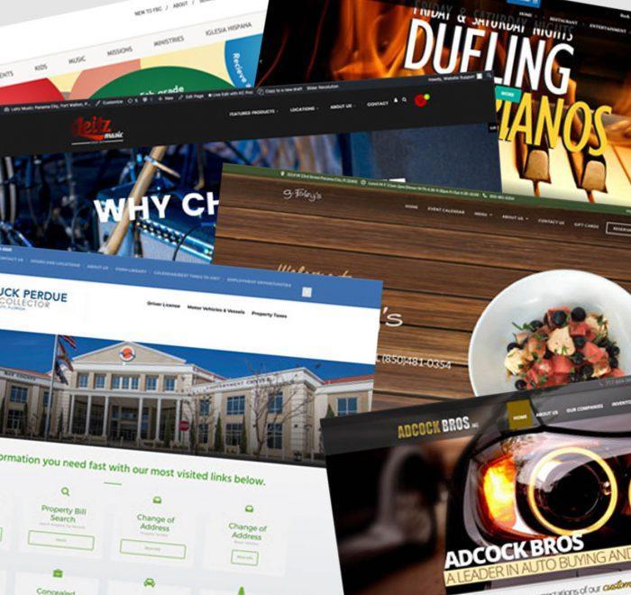 Websites, Professional Websites, Website Examples