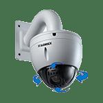 PTZ camera, pan tilt zoom, cctv, cctv camera, security camera, security camera png, ptz camera, cctv ptz system