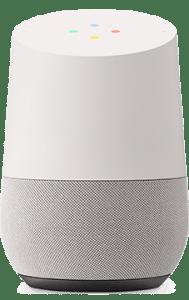 Google Home, Home install