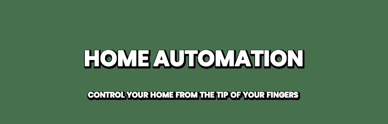 Home, Home Automation, Smart home