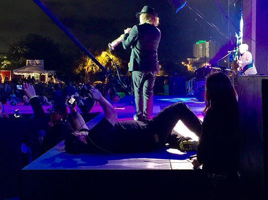 Live video, live event, Jazz Fest Panama City, video production